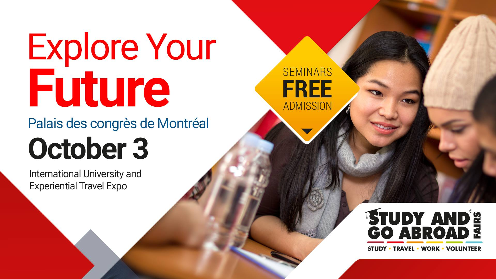 Study and Go Abroad – Montreal | EducationUSA Canada